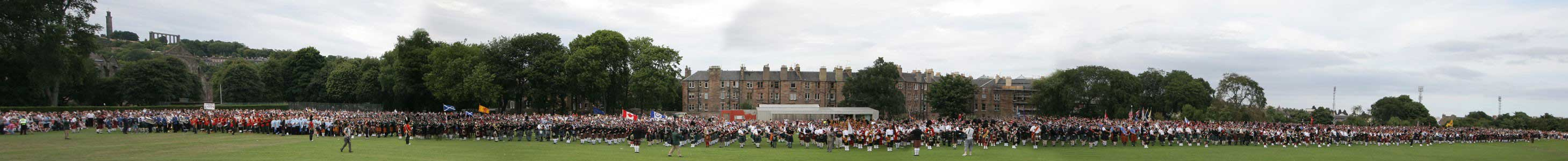Pipefest 2005, Edinburgh.